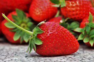 Aardbeien jam maken